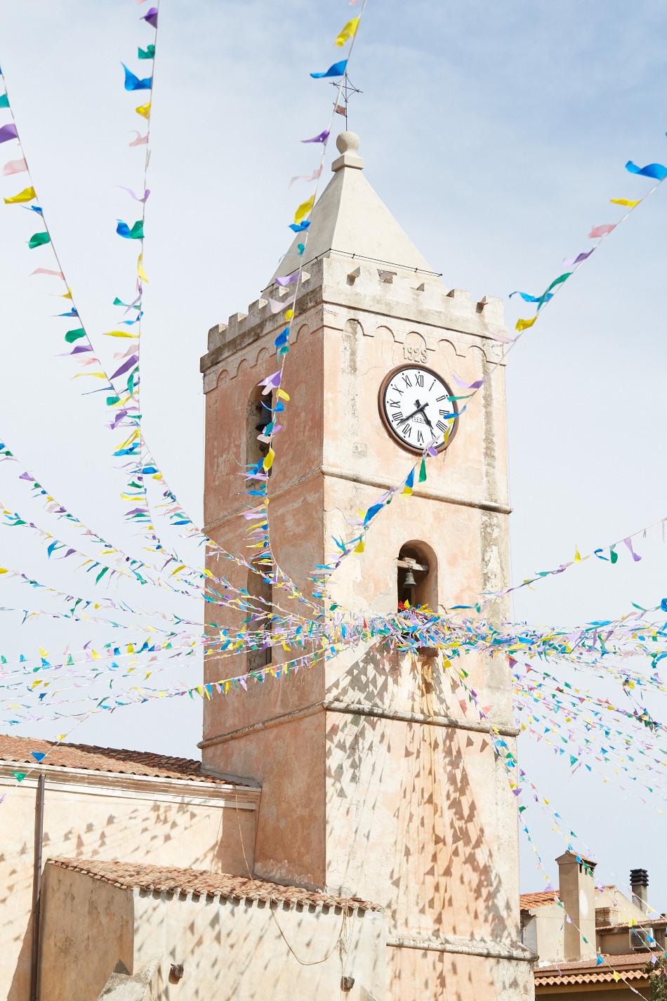 Oliena, Sardinia